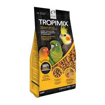 TROPIMIX FORMULA F/TEILS/LOVEBIRDS  908G