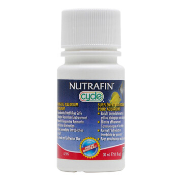NUTRAFIN CYCLE BIOLOGICAL SUPPLEMENT 30ML.