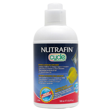 NUTRAFIN CYCLE BIOLOGICAL SUPPLEMENT 500ML.