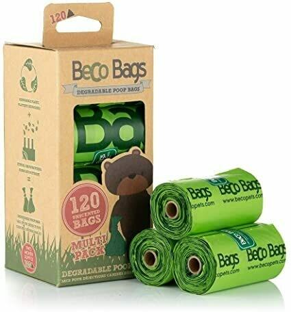 BECO BAGS REGULAR 120 PK.
