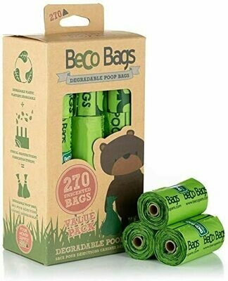 BECO BAGS REGULAR VALUE 270PK.