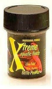 XTREME AQUATIC FOODS BETTA PEE WEE PELLETS 14G.