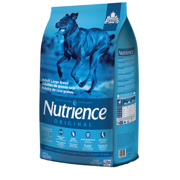 NUTRIENCE ORIGINAL DOG CHICKEN & BROWN RICE LG BREED 11.5KG.
