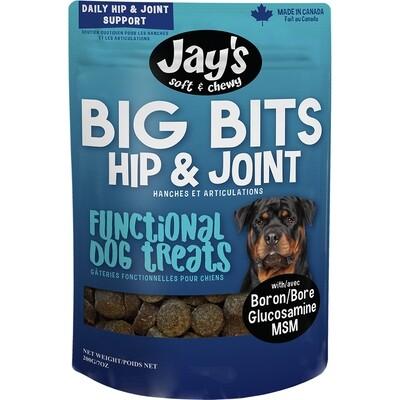 JAYS BIG BITS HIP & JOINT 200G.