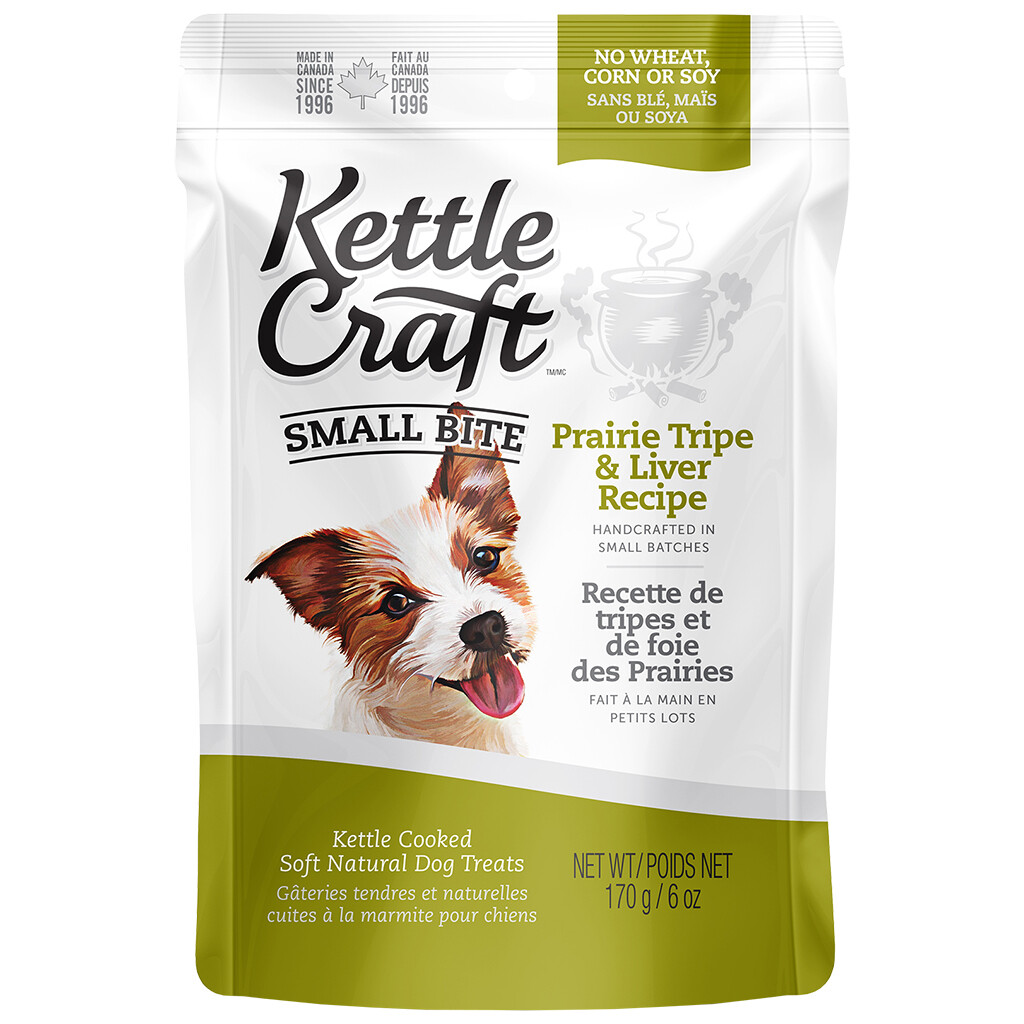KETTLE CRAFT TRIPE & LIVER 170G.