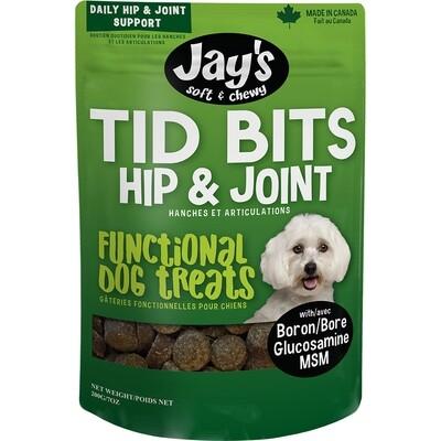 JAYS TID BITS LIVER HIP & JOINT 200G.
