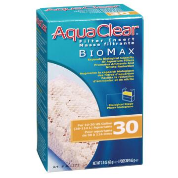 AQUACLEAR BIOMAX 30.