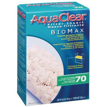 AQUACLEAR BIOMAX 70.