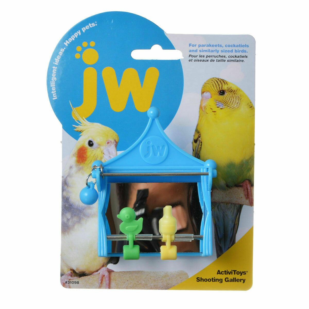 JW BIRD ACTIVITOY SHOOTING GALLERY CARNIVAL.