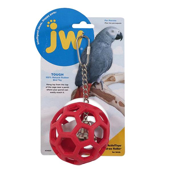 JW BIRD ACTIVITOY HOL-LEE ROLLER.