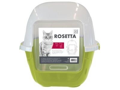 MPETS ROSETTA CAT LITTER BOX MED.