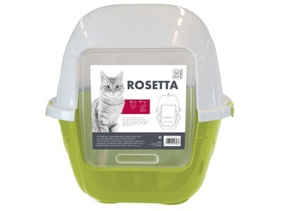 MPETS ROSETTA CAT LITTER BOX MED.