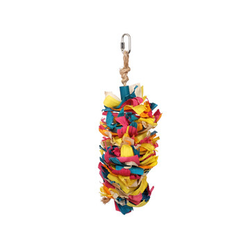 HARI BIRD TOY SILK CASCADE MED.
