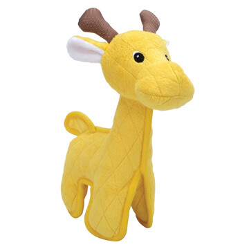 ZEUS SAFARI TOY - YELLOW GIRAFFE.
