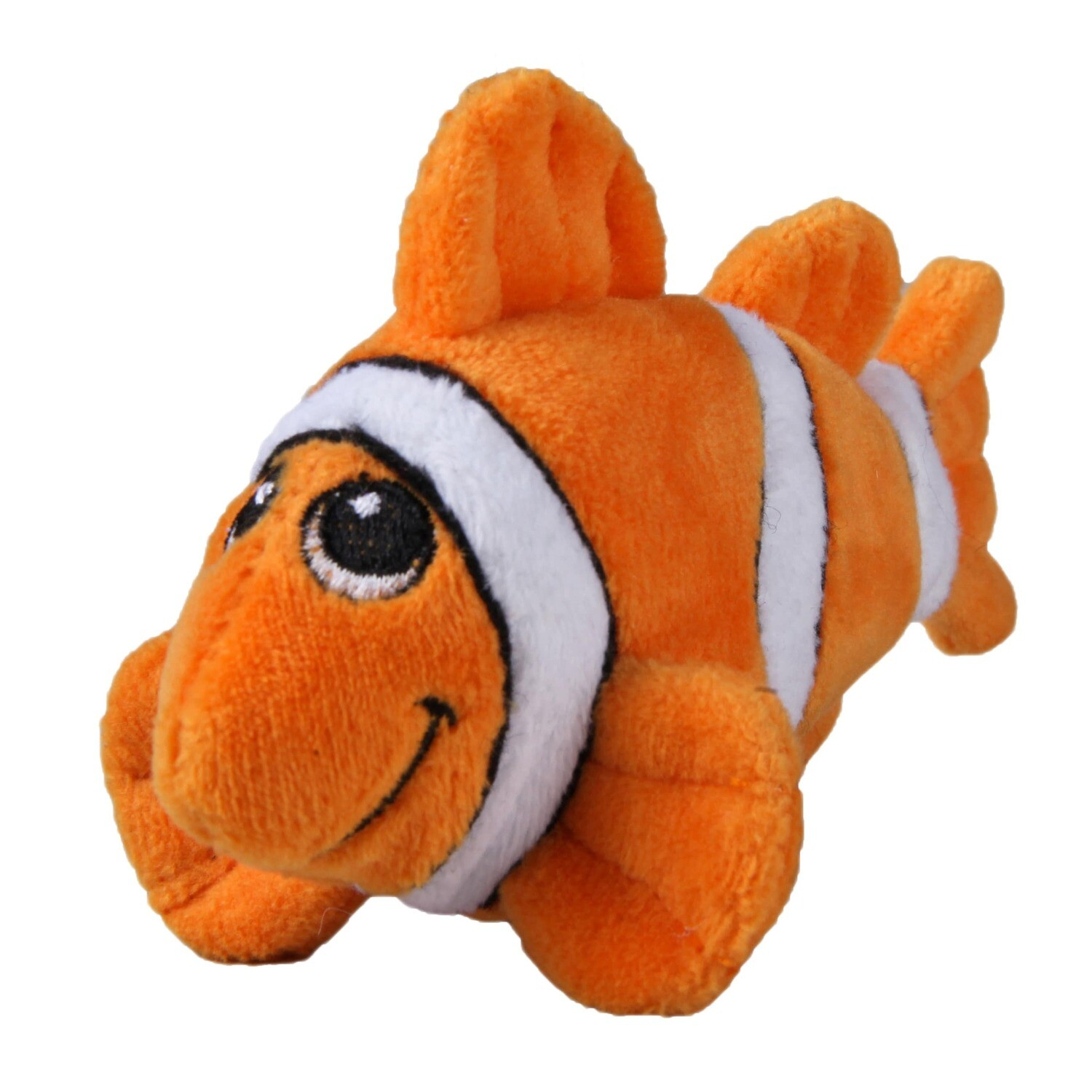 TENDER TUFF CLOWNFISH SM DOG TOY.