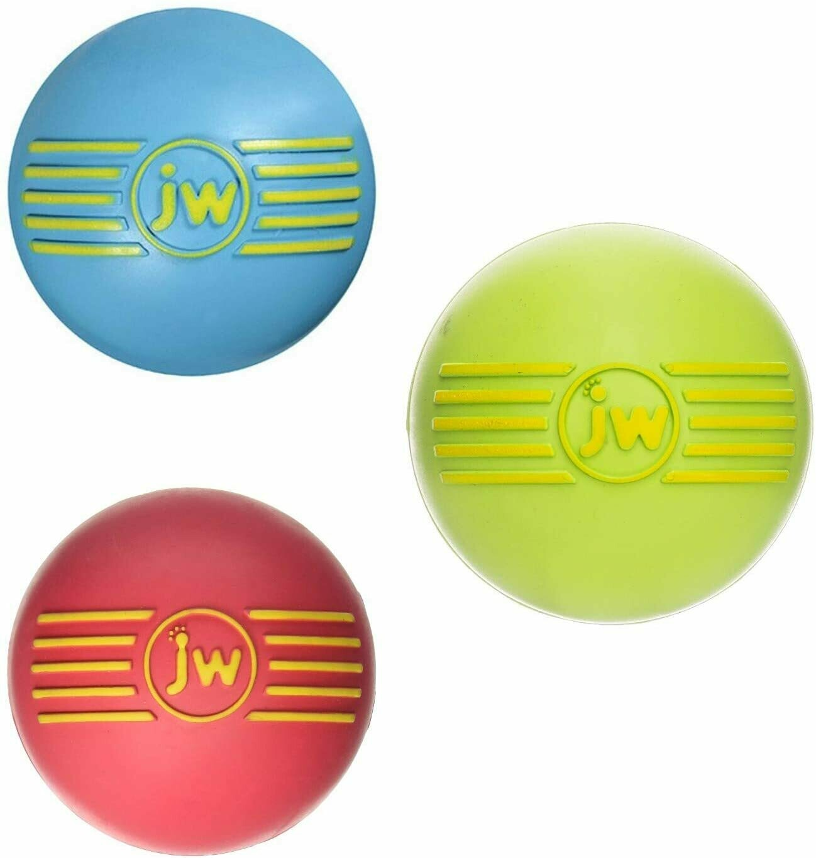 JW I SQUEAK BALL LG.