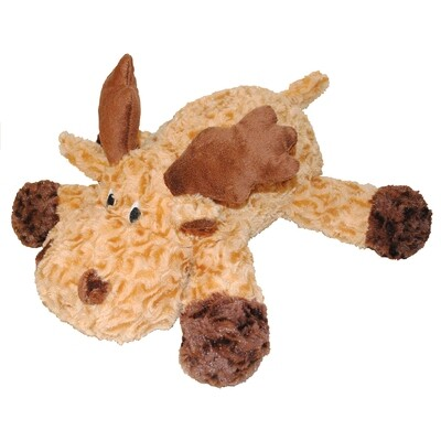 PATCHWORK SWIRL MOOSE 8IN.