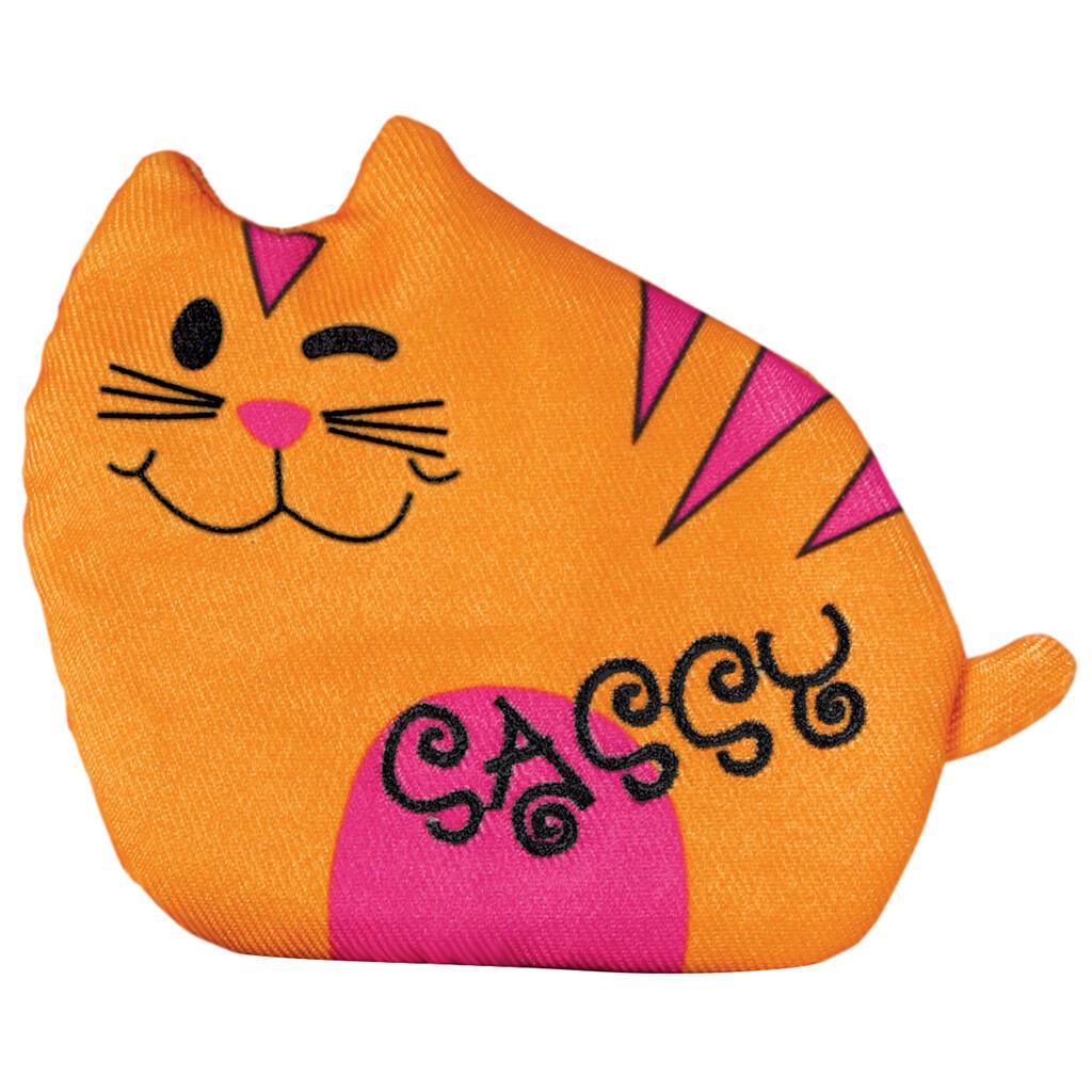 KONG CAT PURRSONALITY SASSY.