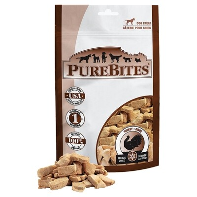 PURE BITES TURKEY 70GM.