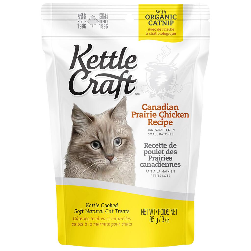 KETTLE CRAFT CAT TREAT CHICKEN 85GM.