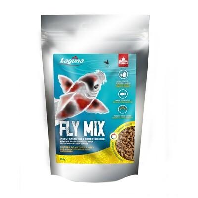 LAGUNA FLY MIX KOI & POND FISH FOOD BASED FOOD  750G