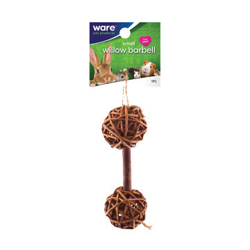 WARE SM ANIMAL WILLOW BARBELL SM.