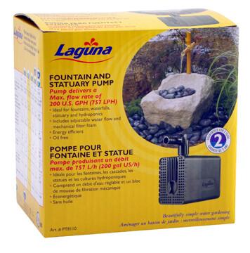 LAGUNA FOUNTAIN & STAUARY PUMP 220 US GPH