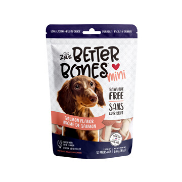 ZEUS BETTERBONES SALMON - BONE 12 PK.