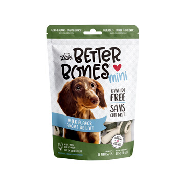 ZEUS BETTERBONES MILK -  BONE 12 PK.