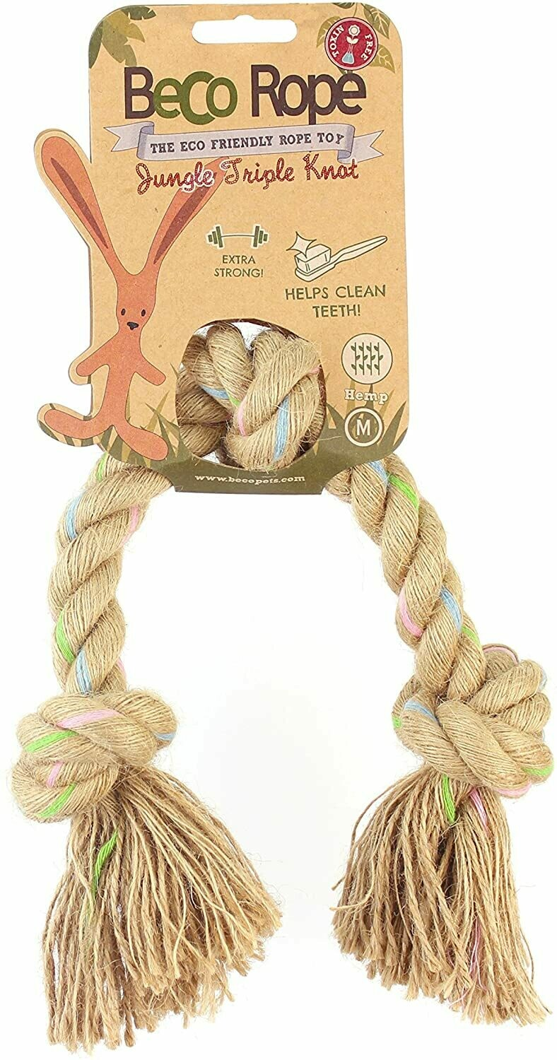 BECO ROPE TRIPLE KNOT SM.