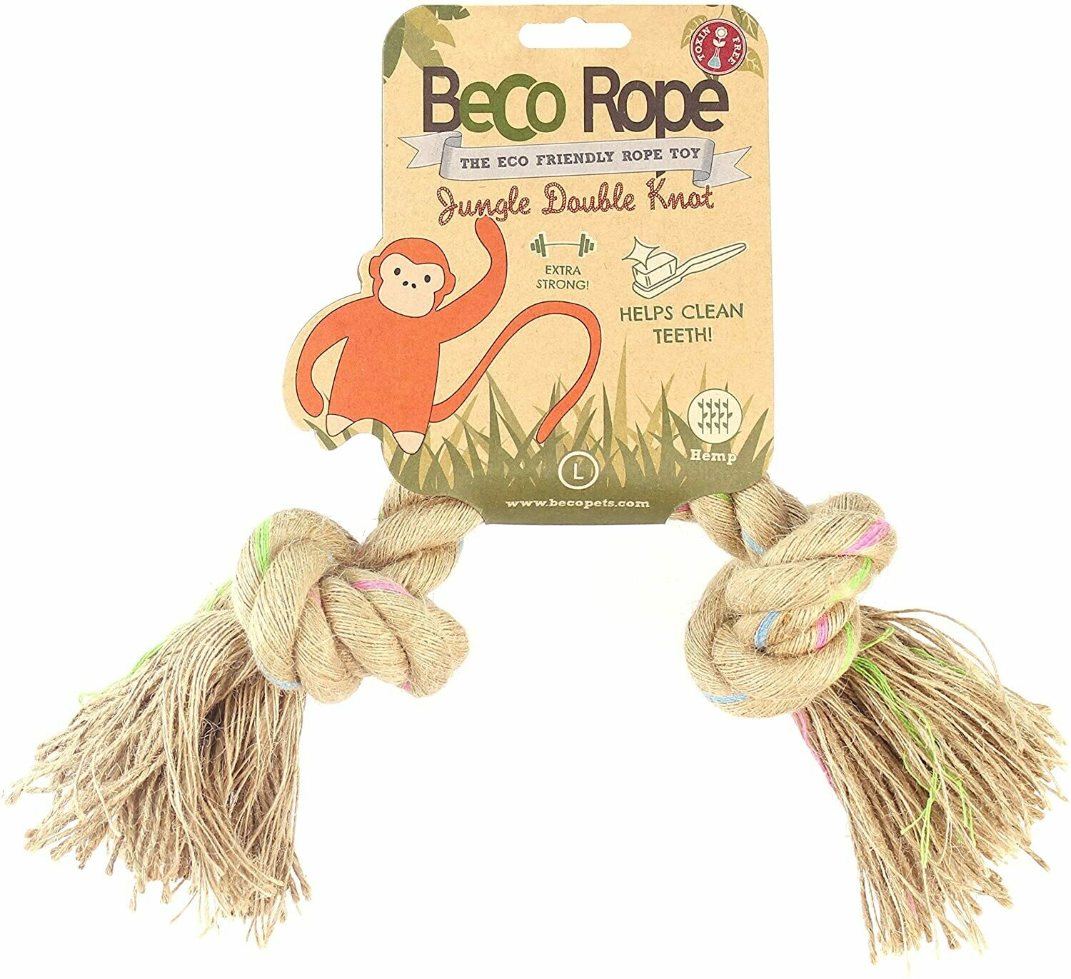 BECO ROPE DOUBLE KNOT SM.