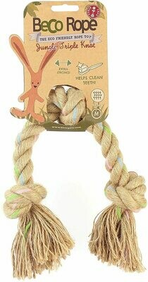 BECO ROPE TRIPLE KNOT MED.