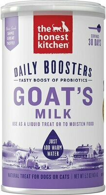 HONEST KITCHEN INSNTANT GOAT MILK W/ PROBIOTICS 5.2OZ.