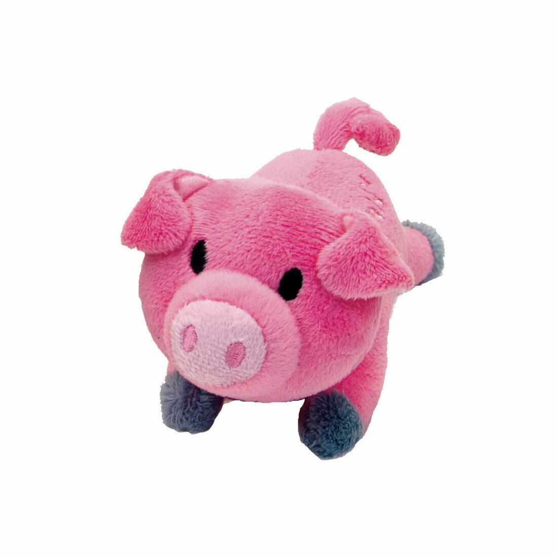 "LIL PALS PLUSH PIG 4.5""."