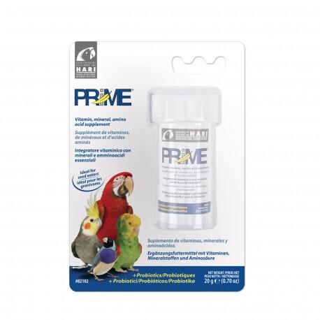 PRIME BIRD VITAMIN SUPPLEMENT 20G.