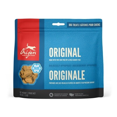 ORIJEN DOG TREAT ORIGINAL 42.5G.