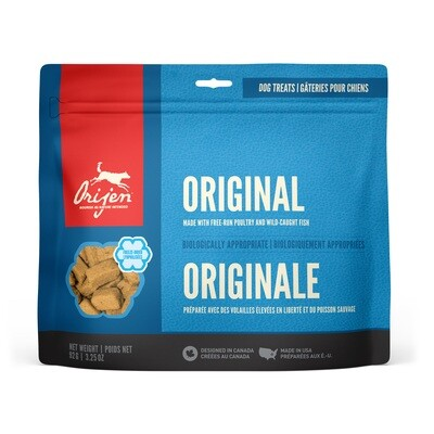 ORIJEN DOG TREAT ORIGINAL 92G.
