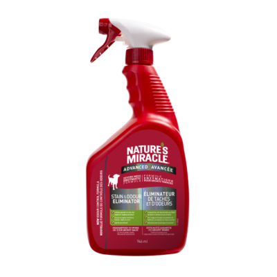 NATURES MIRACLE ADVANCED 32OZ.