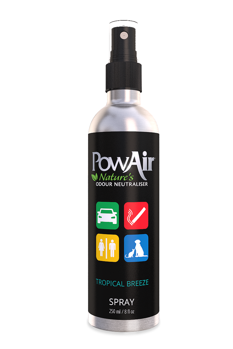 POWAIR TROPICAL BREEZE SPRAY 15OZ.