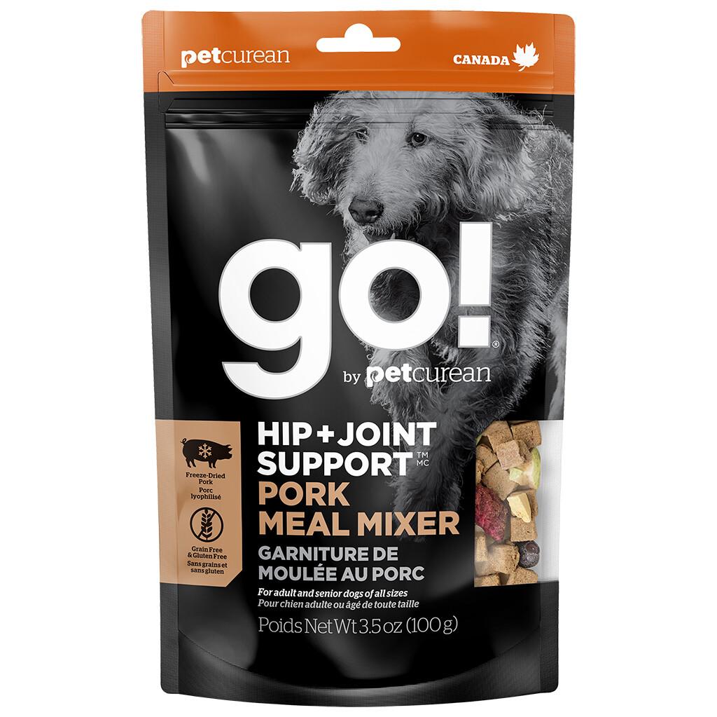 GO! MEAL MIXER HIP & JOINT PORK 3.5OZ.