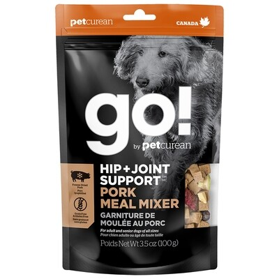 GO! MEAL MIXER HIP & JOINT PORK 3.5OZ.