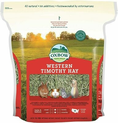 OXBOW TIMOTHY HAY 90OZ.