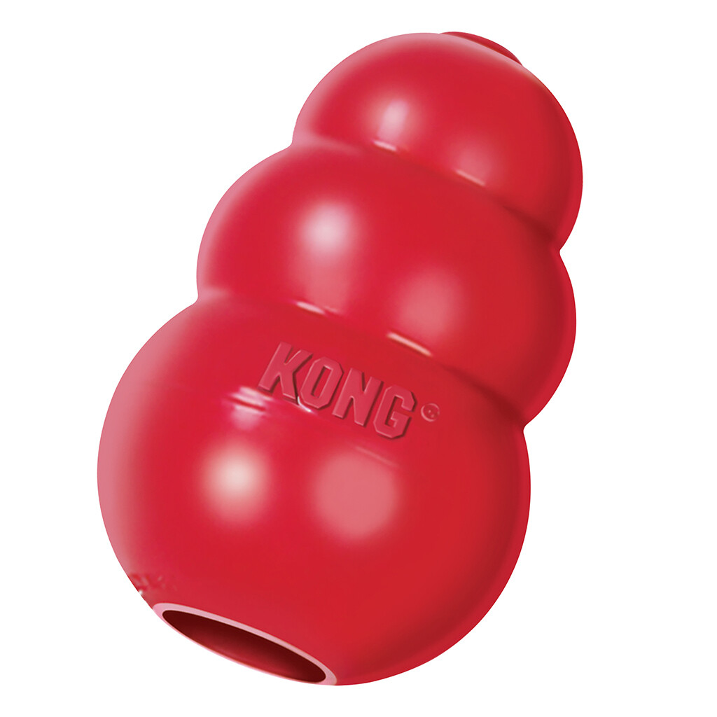 KONG CLASSIC RED-MED