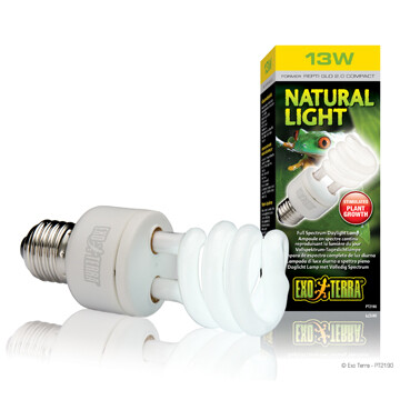 EXO TERRA NATURAL LIGHT 13W.