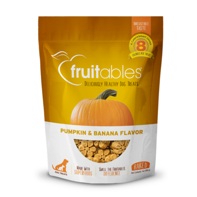 FRUITABLES PUMPKIN & BANANA 7OZ.