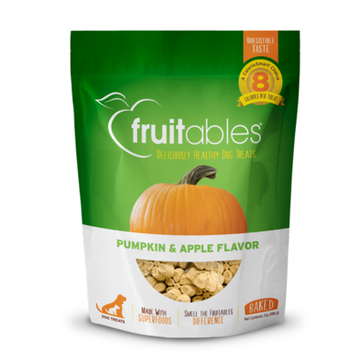 FRUITABLES PUMPKIN & APPLE 7OZ.