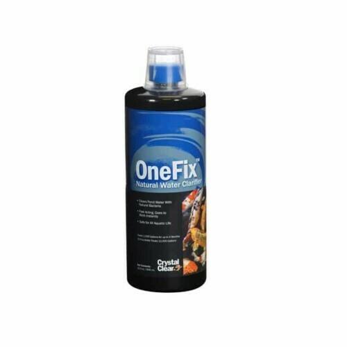 ONEFIX NATURAL WATER CLARIFIER 32OZ.