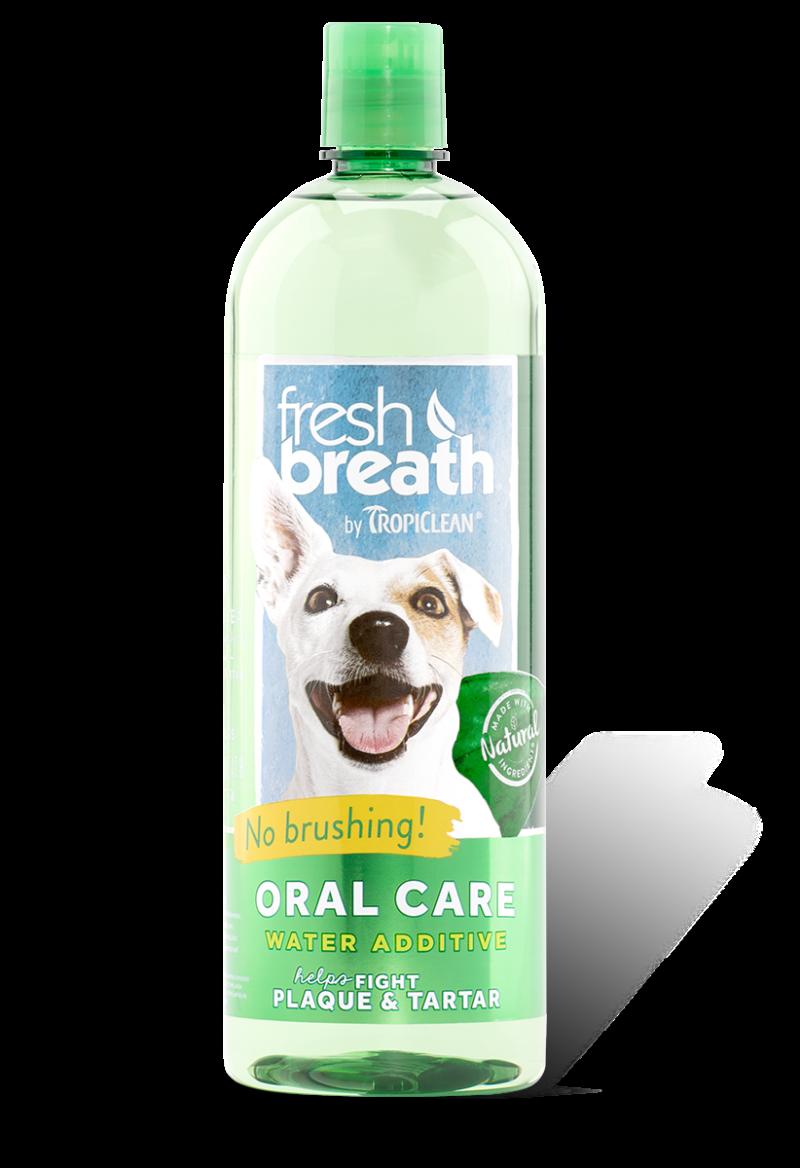TROPICLEAN ORAL CARE H2O ADDITIVE 16OZ.