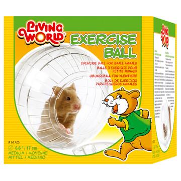 LW EXERCISE BALL MED.