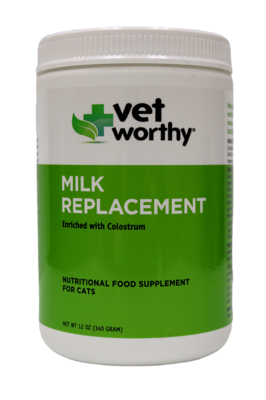 VET WORTHY PUPPY MILK REPLACEMENT 12OZ